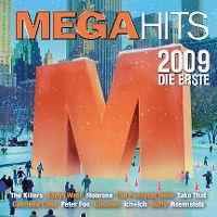 Cover  - Megahits 2009 - Die Erste