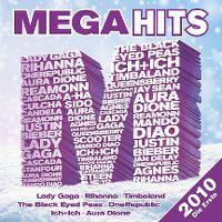 Cover  - Megahits 2010 - Die Erste