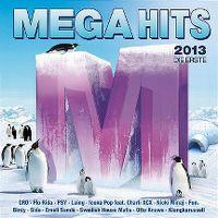 Cover  - Megahits 2013 - Die Erste