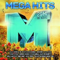 Cover  - Megahits 2014 - Die Dritte