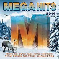 Cover  - Megahits 2014 - Die Erste