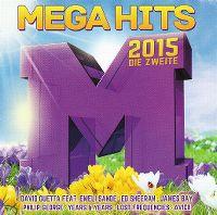 Cover  - Megahits 2015 - Die Zweite