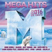 Cover  - Megahits 2016 - Die Erste