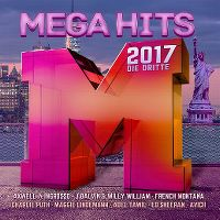Cover  - Megahits 2017 - Die Dritte