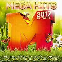 Cover  - Megahits 2017 - Die Zweite