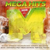 Cover  - Megahits 2018 - Die Erste