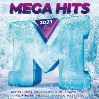 Cover  - Megahits 2021 - die Erste