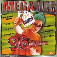 Cover  - Megahits 96 - Die Dritte