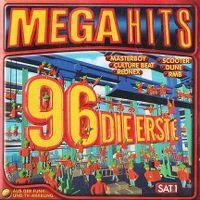 Cover  - Megahits 96 - Die Erste