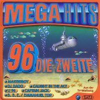 Cover  - Megahits 96 - Die Zweite