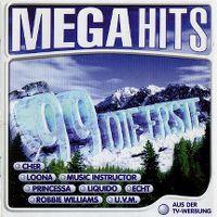 Cover  - Megahits 99 - Die Erste