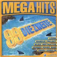 Cover  - Megahits 99 - Die Zweite