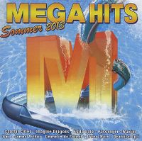 Cover  - Megahits Sommer 2013