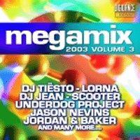 Cover  - Megamix 2003 Volume 3
