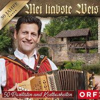 Cover  - Mei liabste Weis - 30 Jahre