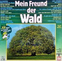 Cover  - Mein Freund der Wald