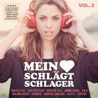 Cover  - Mein Herz schlägt Schlager Vol. 2