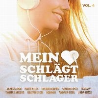 Cover  - Mein Herz schlägt Schlager Vol. 4