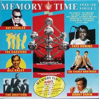 Cover  - Memory Time / Folge 1: 1955-58