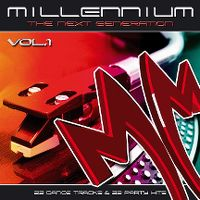 Cover  - Millennium The Next Generation Vol. 1