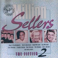 Cover  - Million Sellers Vol. 2, The Fifties