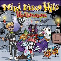 Cover  - Mini Disco Hits - Halloween