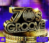 Cover  - Ministry Of Sound - 70s Groove