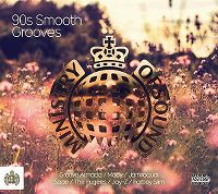 Cover  - Ministry Of Sound - 90s Smooth Grooves