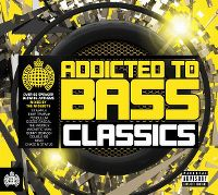 Cover  - Ministry Of Sound - Addicted To Bass Classics