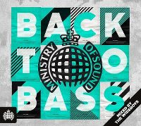 Cover  - Ministry Of Sound - Back To Bass