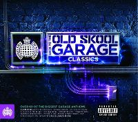 Cover  - Ministry Of Sound - Back To Old Skool Garage Classics