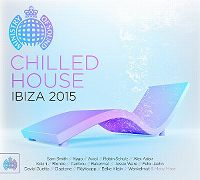 Cover  - Ministry Of Sound - Chilled House Ibiza 2015