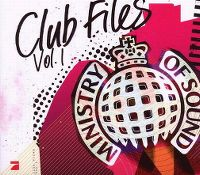 Cover  - Ministry Of Sound - Club Files Vol. 1