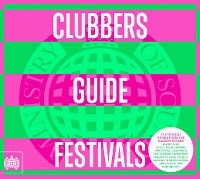 Cover  - Ministry Of Sound - Clubbers Guide Festivals