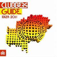 Cover  - Ministry Of Sound - Clubbers Guide Ibiza 2011