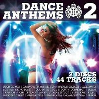 Cover  - Ministry Of Sound - Dance Anthems 2