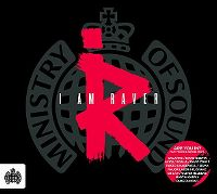 Cover  - Ministry Of Sound - I Am Raver