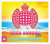 Cover  - Ministry Of Sound - Ibiza Annual 2013