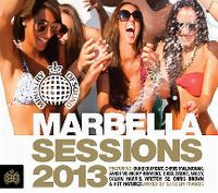 Cover  - Ministry Of Sound - Marbella Sessions 2013