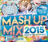 Cover  - Ministry Of Sound - Mash Up Mix 2015