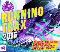 Cover  - Ministry Of Sound - Running Trax 2015