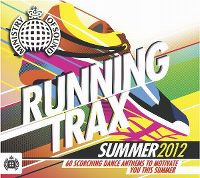 Cover  - Ministry Of Sound - Running Trax Summer 2012