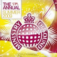 Cover  - Ministry Of Sound - The Annual - Summer 2009