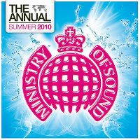 Cover  - Ministry Of Sound - The Annual - Summer 2010
