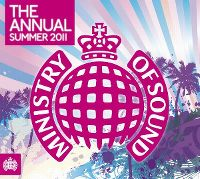 Cover  - Ministry Of Sound - The Annual - Summer 2011