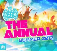 Cover  - Ministry Of Sound - The Annual - Summer 2012