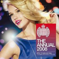 Cover  - Ministry Of Sound - The Annual 2008
