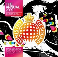 Cover  - Ministry Of Sound - The Annual 2009