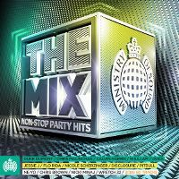 Cover  - Ministry Of Sound - The Mix - Non-Stop Party Hits