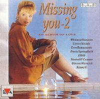 Cover  - Missing You - 2 - An Album Of Love